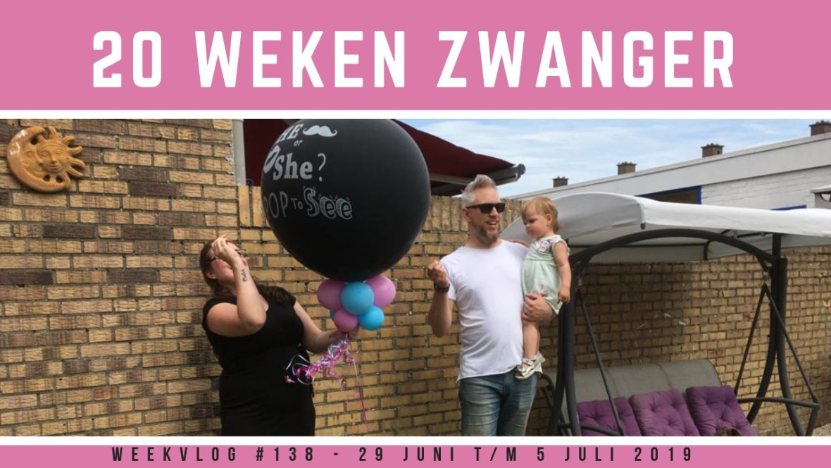 20 weken zwanger vlog
