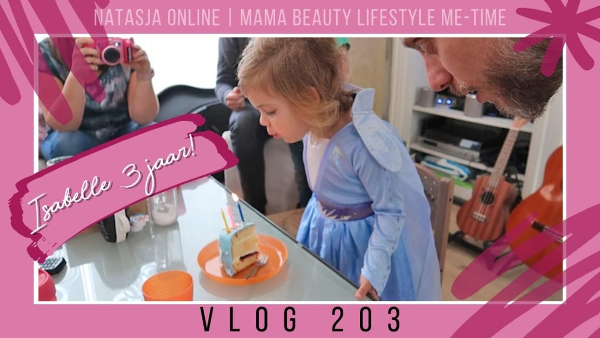 vlog 203 peuter jarig