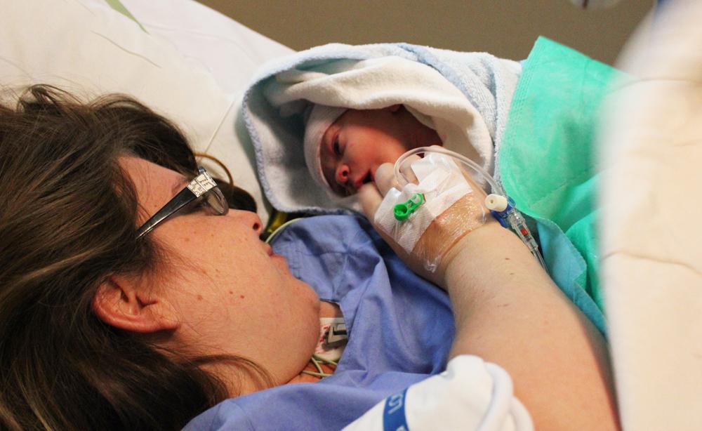 3 dingen die mij opvielen tijdens het teruglezen van mijn bevallingsverhaal