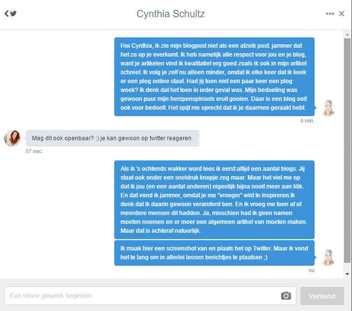 chat cynthia