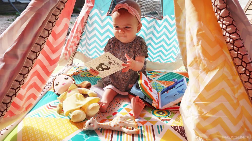 Isabelle 8 maanden