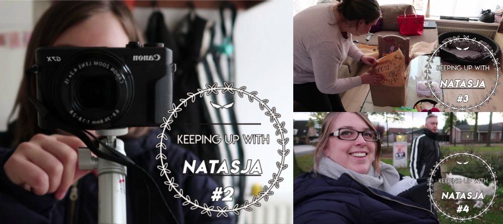 Elke dag een nieuwe aflevering van Keeping Up With Natasja
