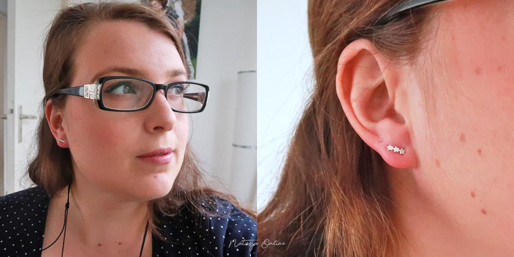 my jewellery sterretjes oorbellen