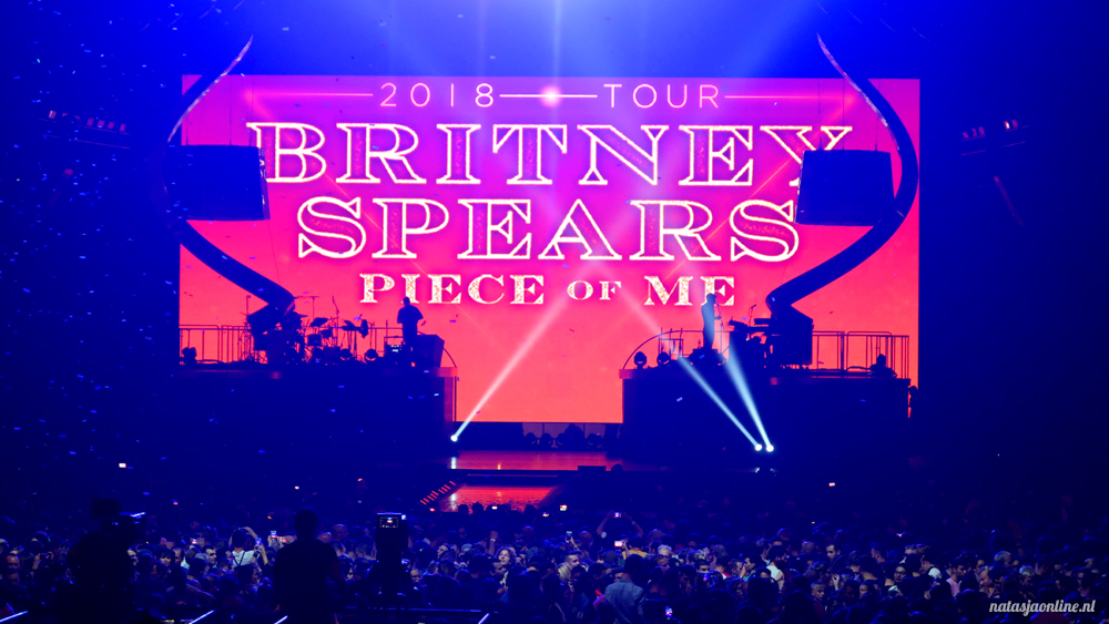Piece Of Me Tour 2018 | Britney Spears live in Antwerpen
