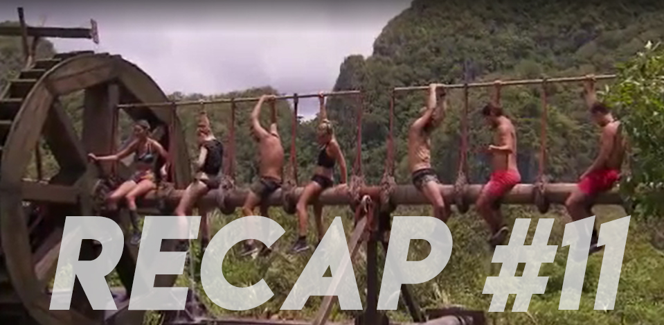 EXPEDITIE ROBINSON 2017 | Recap #11