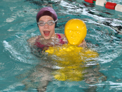 Mon groupe nageur  natation scolaire