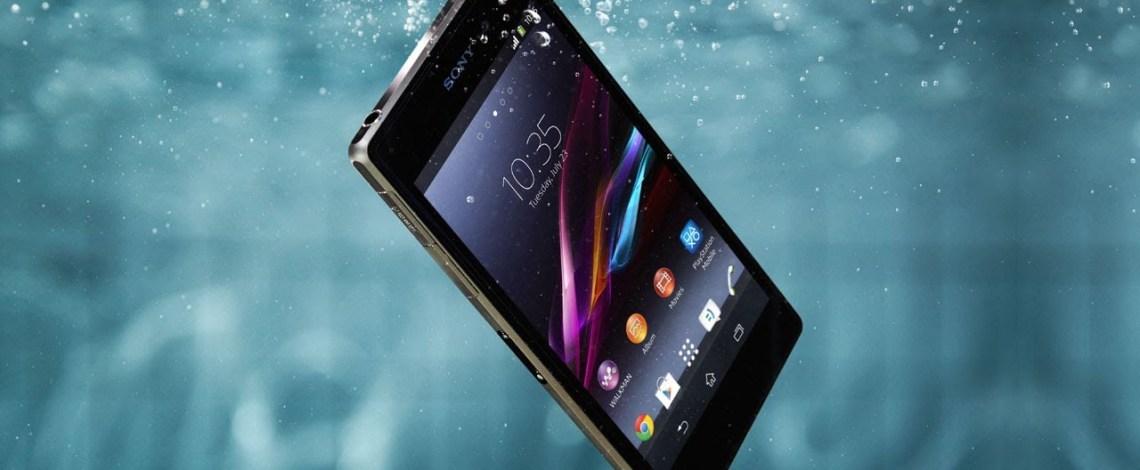 Sony Xperia Z1 från 3199 kr