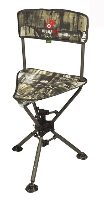 Primos Double Bull Ground Blind 360Swivel Hunting Chair