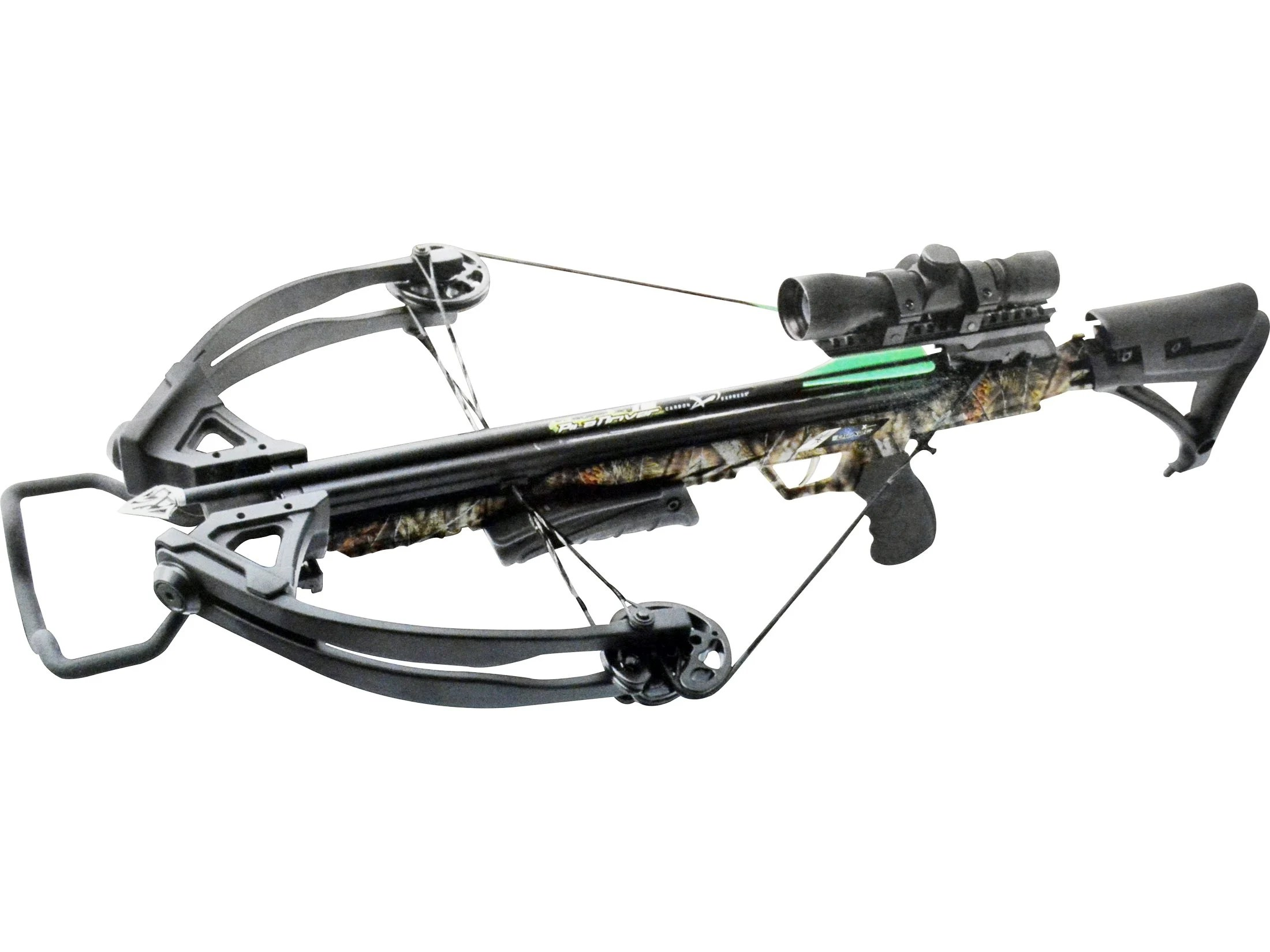 Carbon Express X-Force Blade Pro Crossbow with Cocking