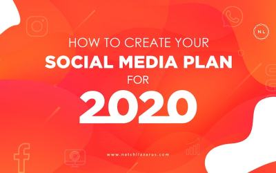 Social Media Planning Template for 2020: With a 15-Point Checklist