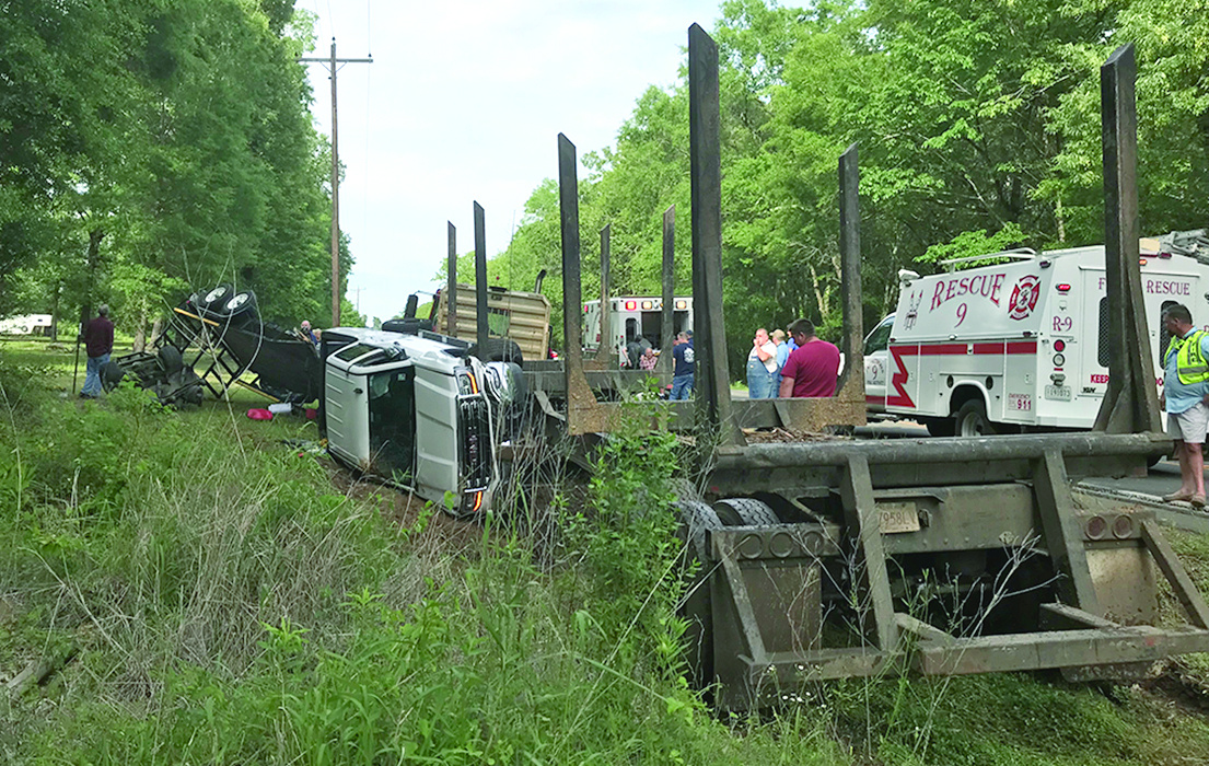 Hwy 9 Crash | Natchitoches Times