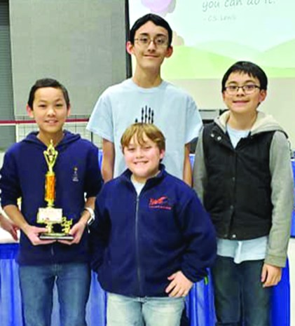 Regional Autonomous Robotics Circuit Competition 2 celebrates innovation and teamwork
