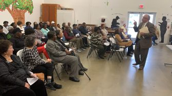 NCOA hosts a 'Soulful Good Time' during Black History Program