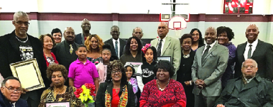 Committee commemorates Black Heritage Month