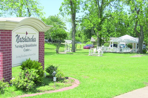 NATCHITOCHES NURSING AND REHAB