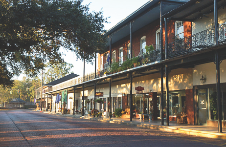 Natchitoches is nominee for Best Historic Small Town