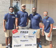 Center promotes health and safety though drive