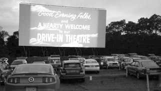 Jerry Pierce- Drive-in Theaters
