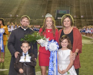 SMS Homecoming Queen