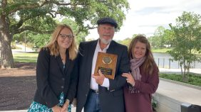 Broussard inducted into 4-H Hall of Fame