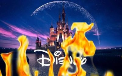 Walt Disney World Employees Protest The Company's New COVID-19 Vaccine Mandate Requirements