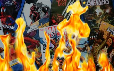 Chuck Dixon Diagnoses Why DC And Marvel Comic Books Suck