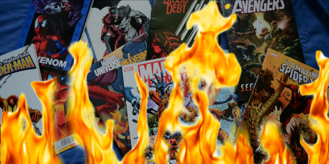 The Move To Creator-Owned Comics Could Be Bad News For DC And Marvel