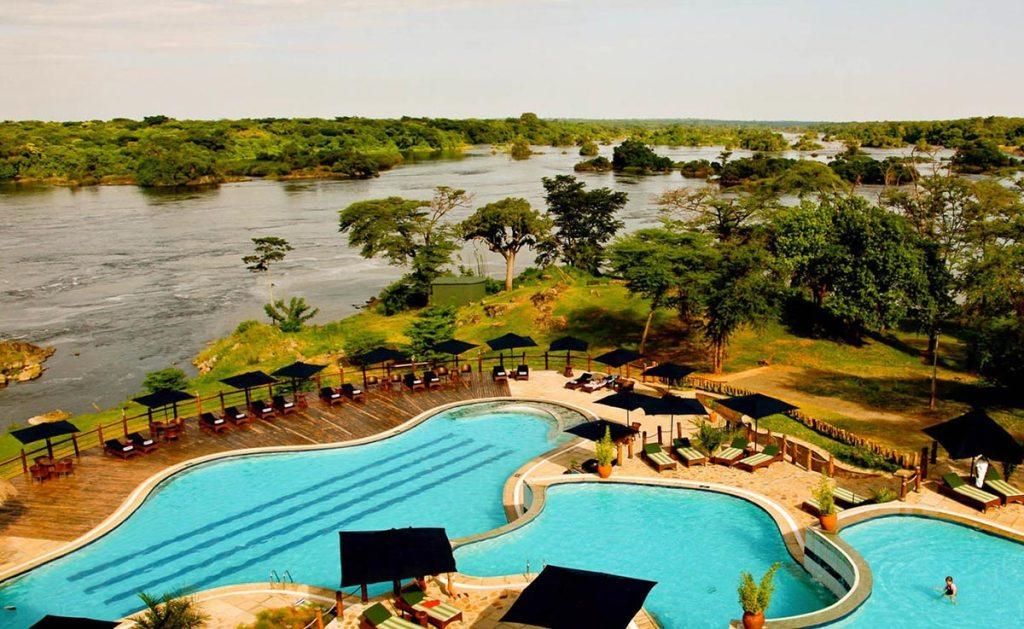 chobe Safari lodge in Murchison Falls National Park