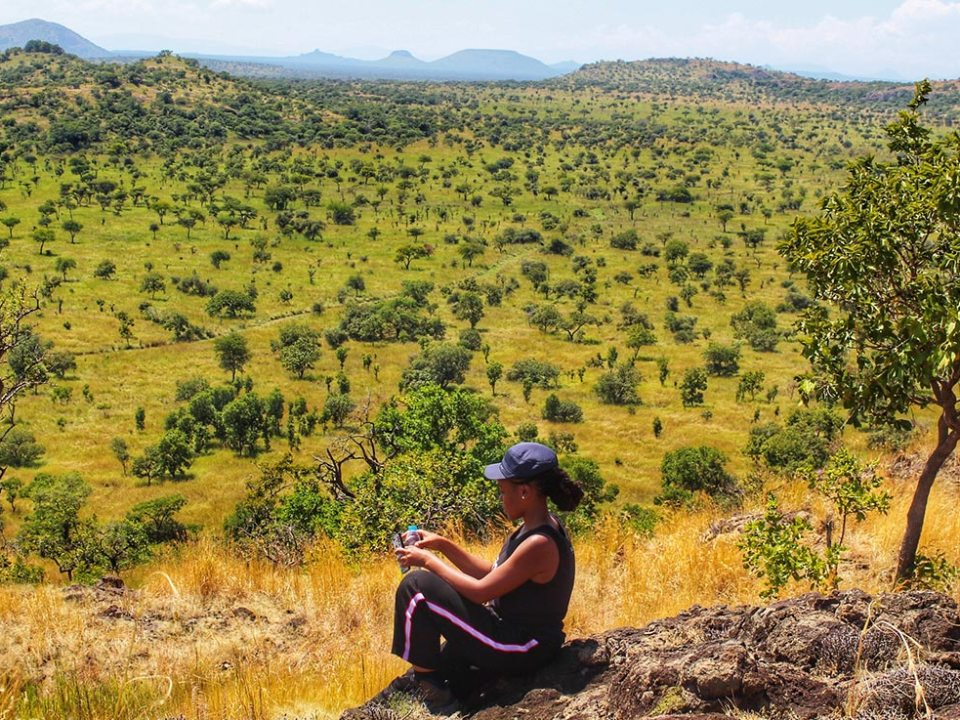 Which Type of Traveller Comes to Uganda