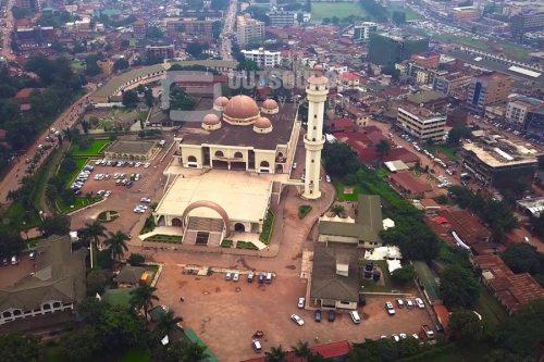 Gaddafi National Mosque uGANDA