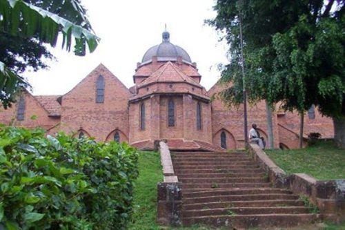 Namirembe Cathedral Kampala