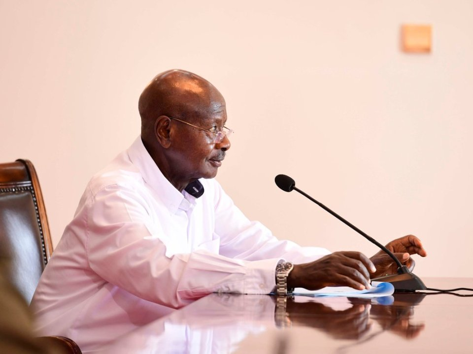 President of Uganda, Museveni gives Guidelines on avoiding the corona virus pandemic