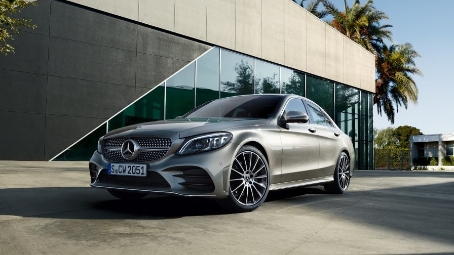 DT Dobie Officially Unveils 2019 Mercedes Benz C-Class in Kenya
