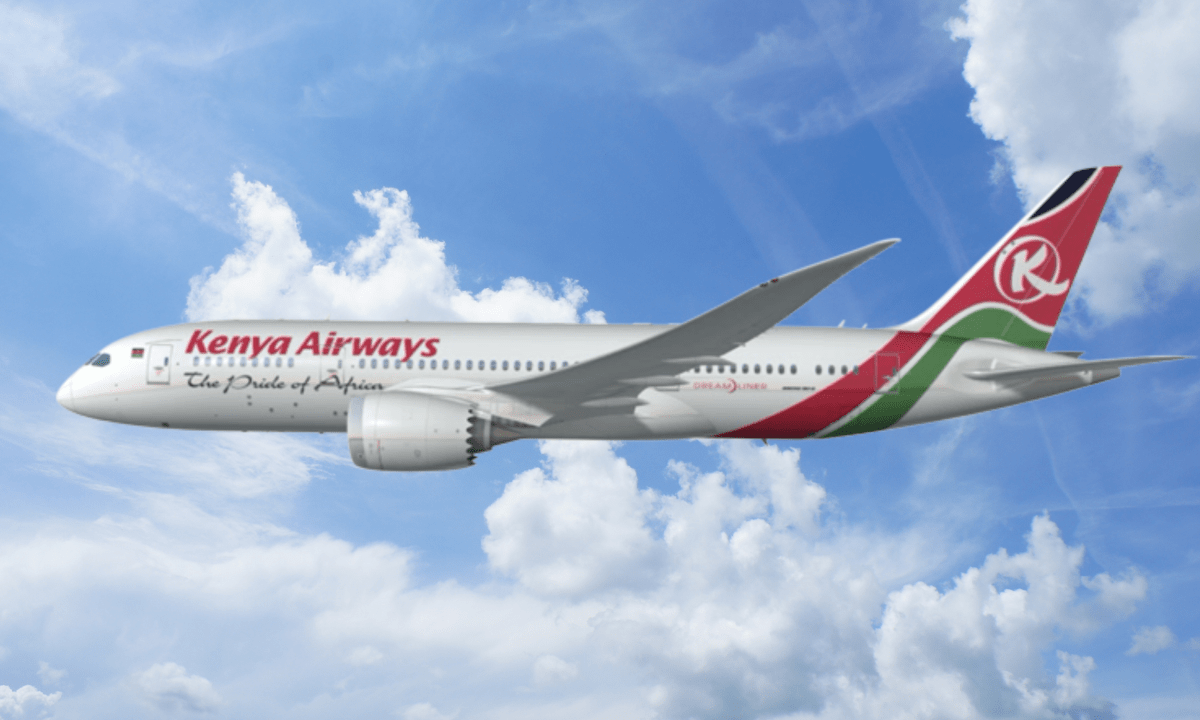 Kenya Airways Introduces Its Dreamliner on Nairobi-Mombasa Route for Easter Break