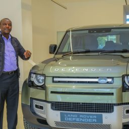 Iconic 2020 Land Rover Defender Officially Makes Entry into Kenyan Market