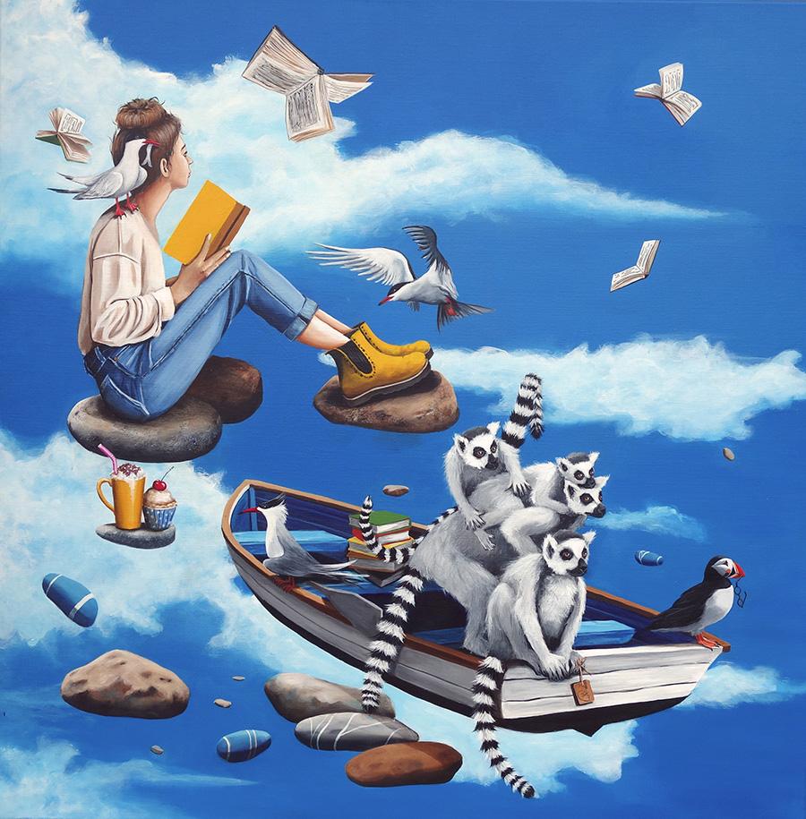 La Pêche aux livres