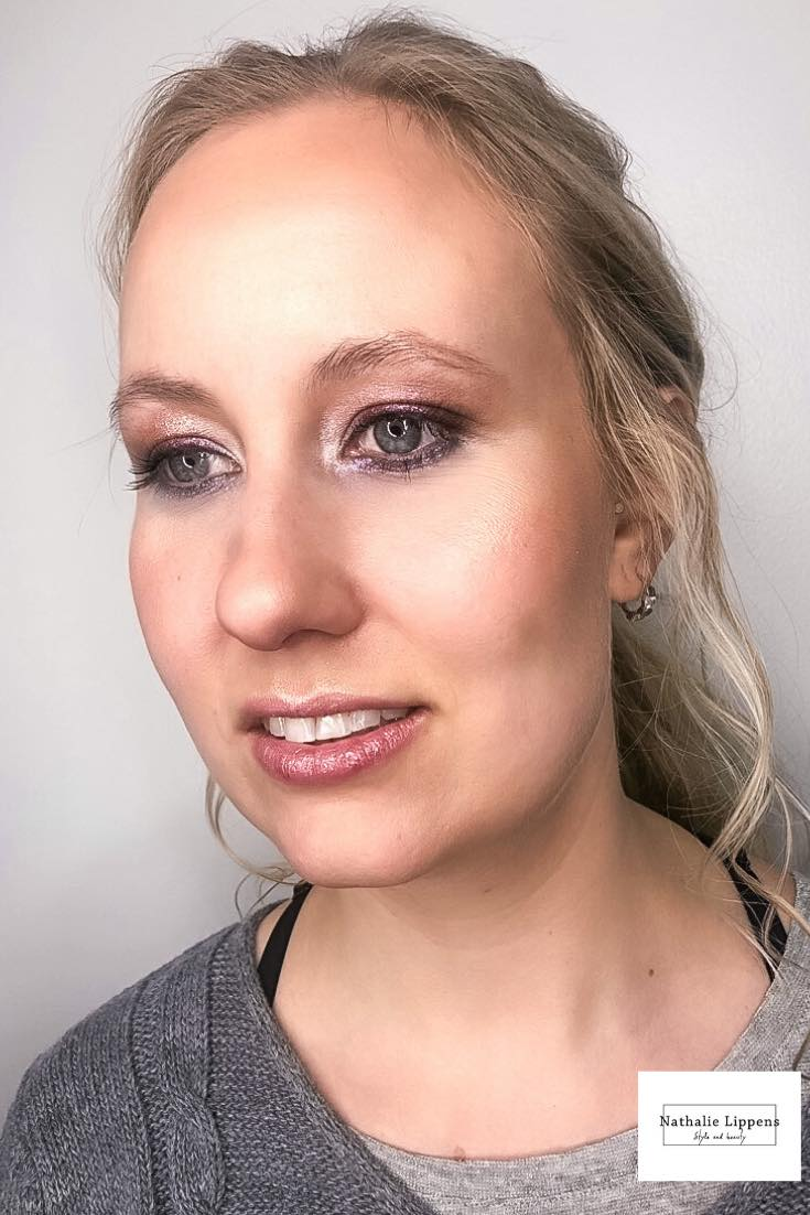 soft party make-up