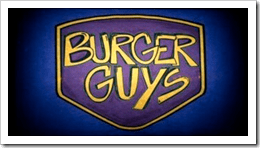 Their name and website both say *The* Burger Guys, yet their logo does not. Odd.