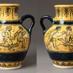 vase (homage to a Euphiletos amphora)