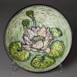 bowl (lotus flower)
