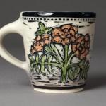 cup (marigold)
