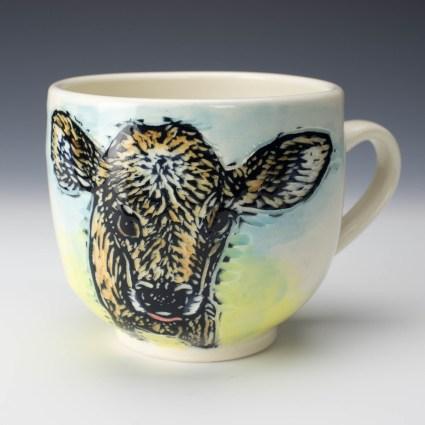 Mug: Calf