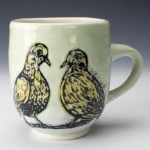 Mug: Mourning Doves