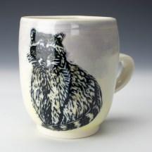 Mug: Racoon