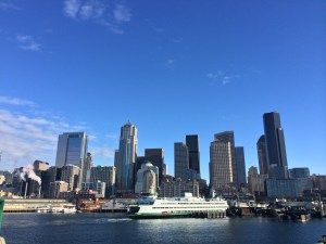 This is one of my favorite pictures of Seattle that I have ever taken, and I would like to note that there are many.