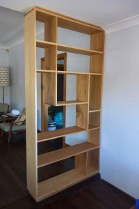 Custom made timber furniture by Nathaniel Grey