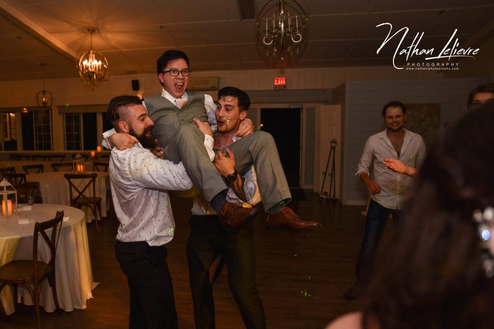 wedding strathmere