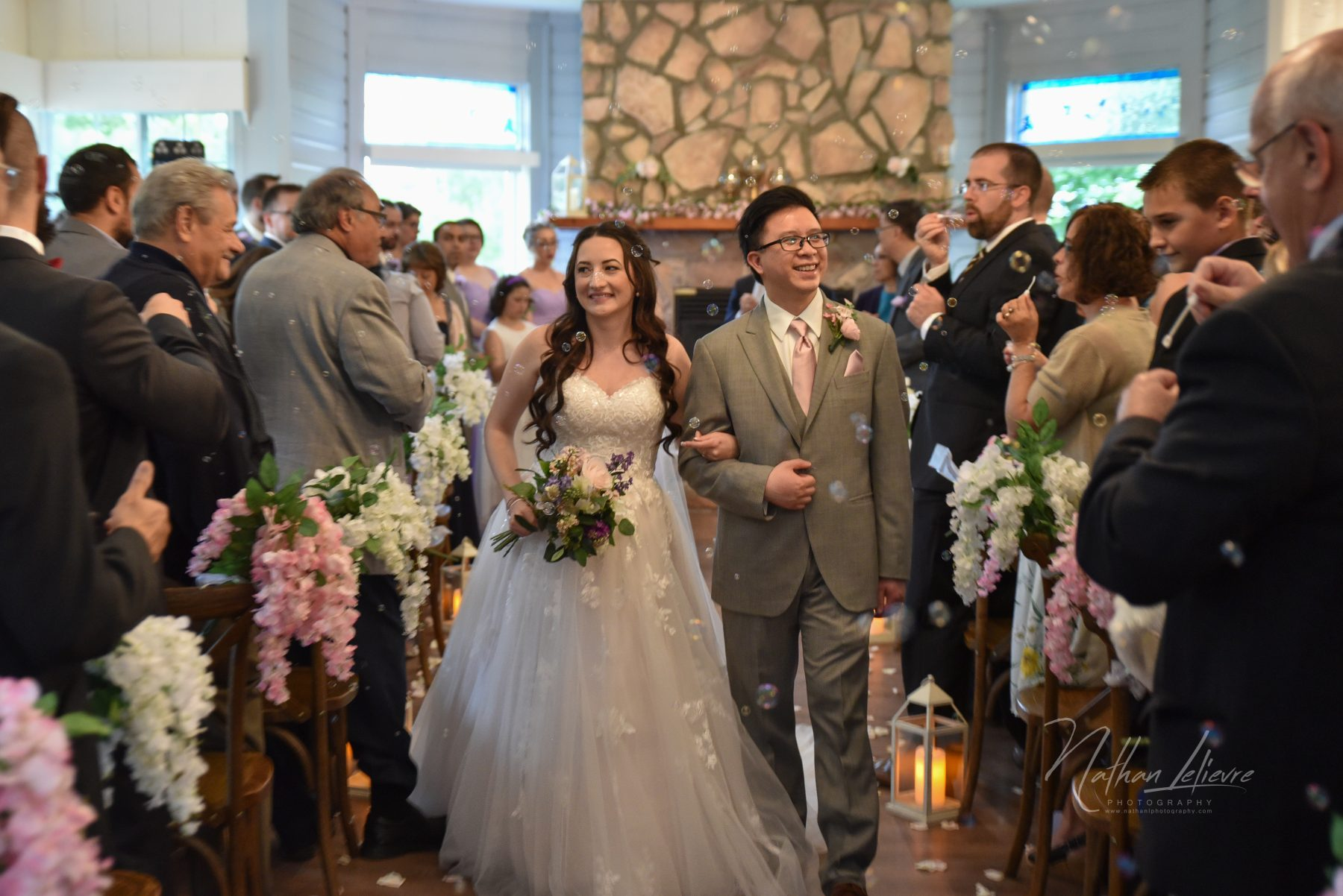 Photo of strathmere wedding
