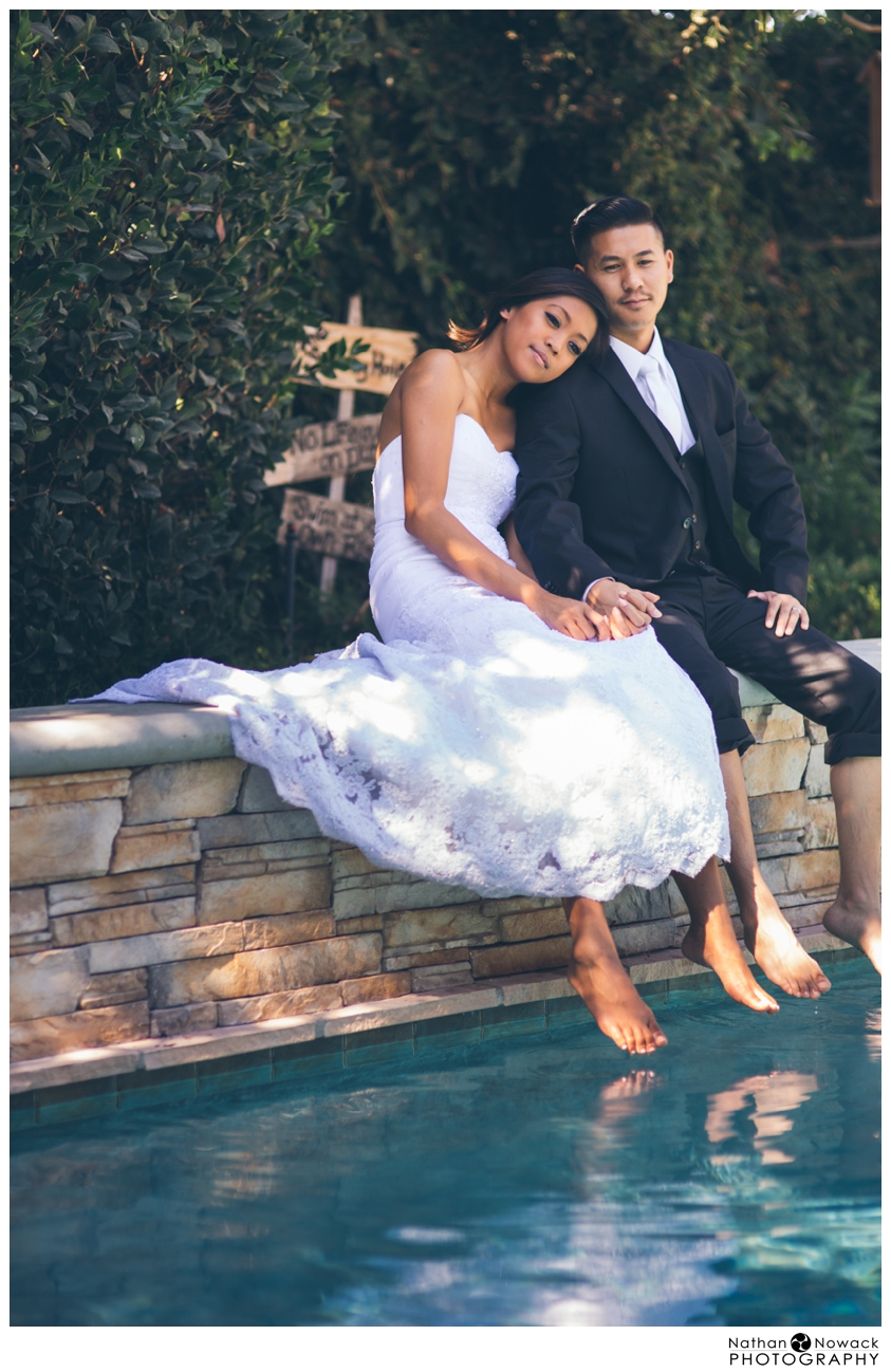Trash The Dress - Underwater Swimming Pool Photo Session -8381