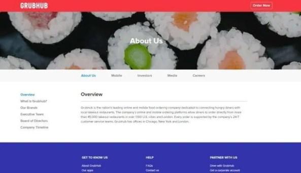 grubhub-website-screenshot